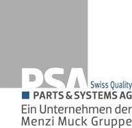 PSA – Parts & Systems AG logo
