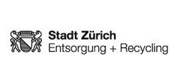 ERZ Entsorgung + Recycling Zürich Logo