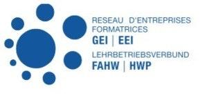 Lehrbetriebsverbund FAHW / HWP Logo