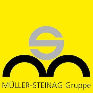 MÜLLER-STEINAG Gruppe logo