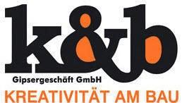 K & B Gipsergeschäft GmbH Logo
