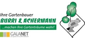 Burri & Achermann Gartenbau AG Logo