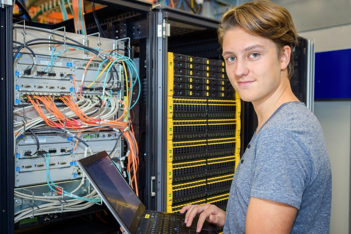 Informatiker/in EFZ Systemtechnik bei Geberit