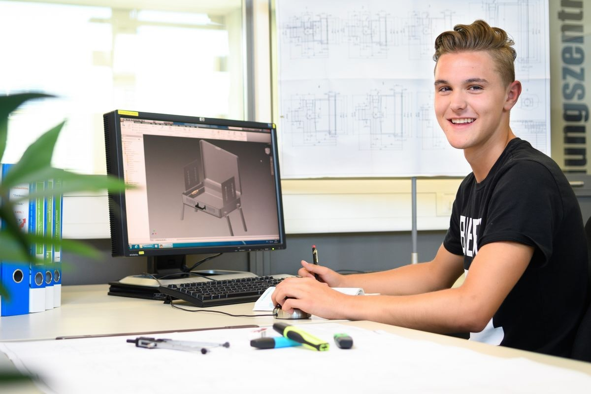 Konstrukteur/in EFZ bei Geberit