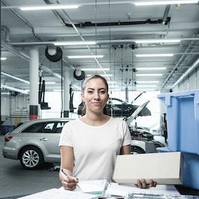 Detailhandelsassistent/in EBA Autoteile-Logistik