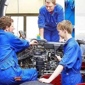 Einblicke in die Lehre bei der Imbach Logistik AG