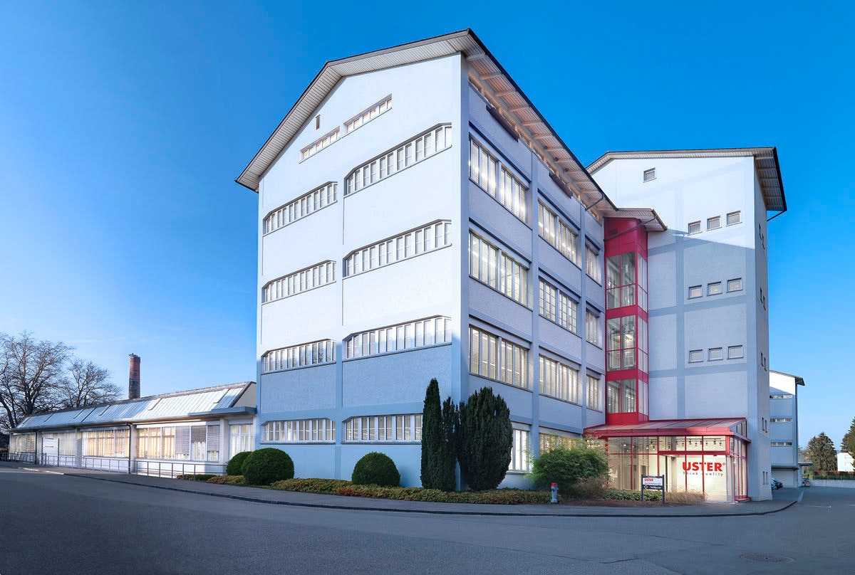 Uster Technologies AG - Standort Uster