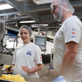Lebensmittelpraktiker/in (EBA)