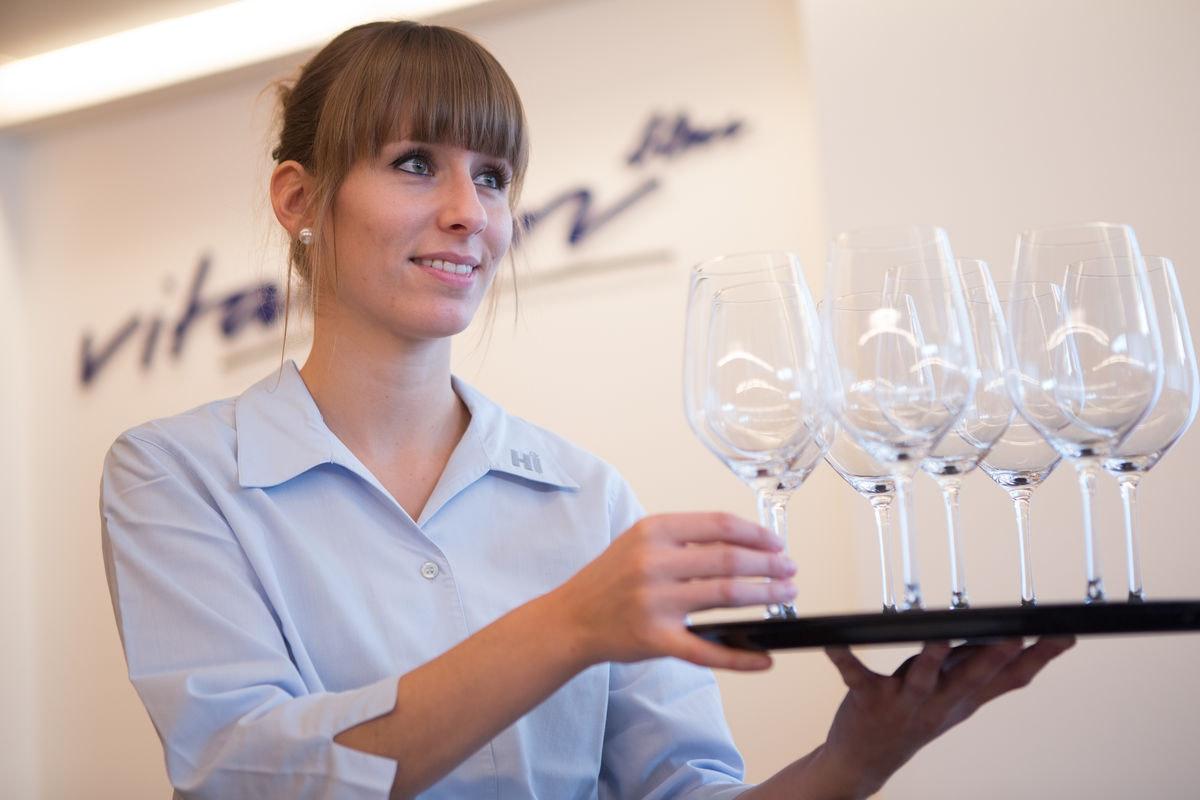 Restaurationsfachfrau/-mann EFZ