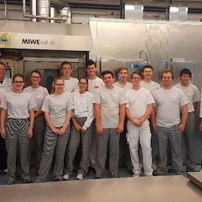 Überbetrieblicher Kurs 1 Lebensmitteltechnologen Vertiefung Backwaren 2018