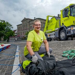 Strassentransportfachmann/-frau EFZ