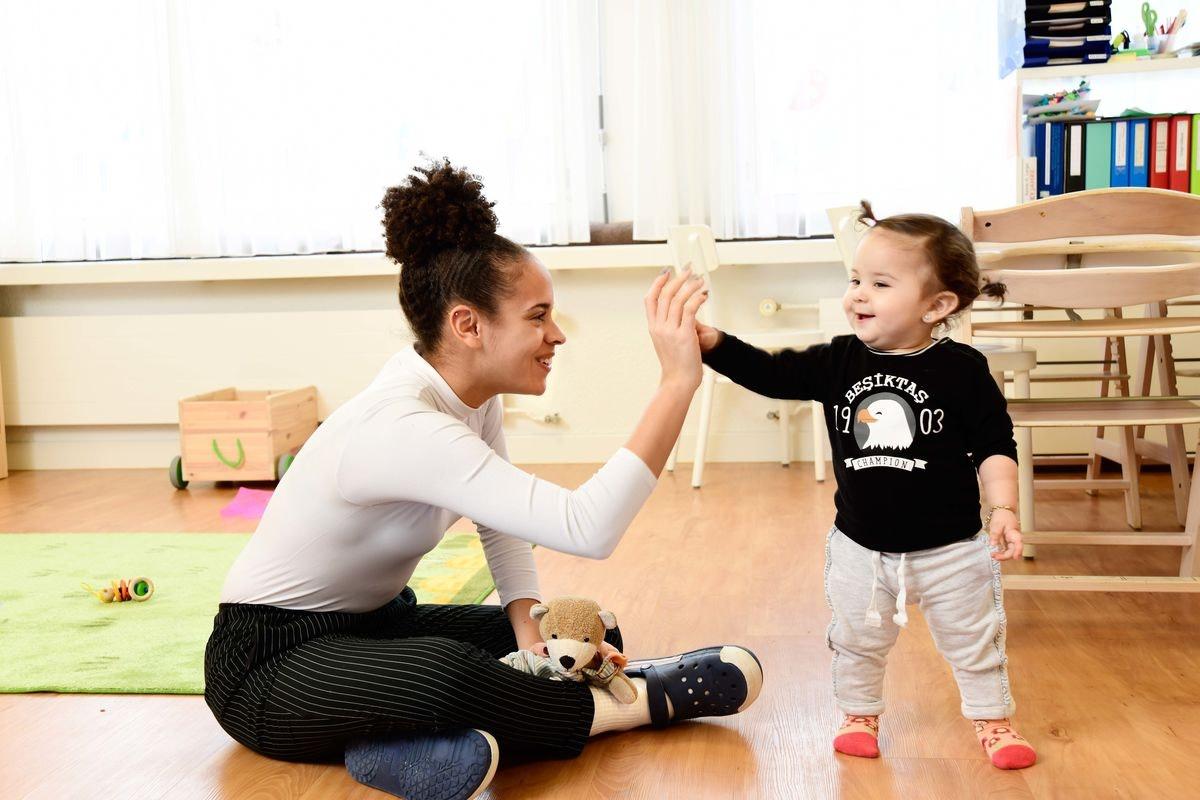 Fachfrau Kinderbetreuung EFZ