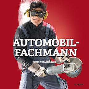 Automobil-Fachmann/-frau EFZ