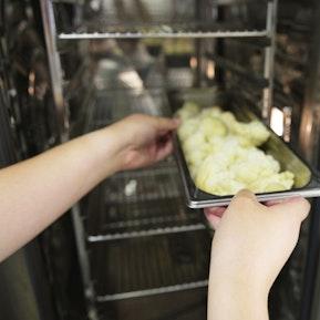 Küchenangestellte/ Küchenangestellter EBA