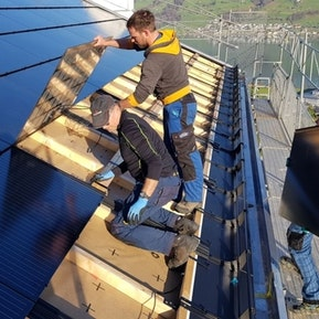 Photovoltaik-Anlagen & Dachflächenfenster
