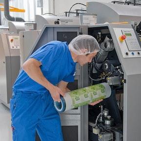 Drucktechnologe EFZ