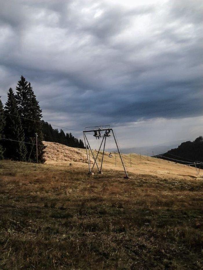 Projektwoche, Revision an einem Skilift