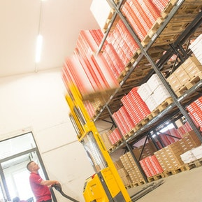 Logistik (Logistiker/in EFZ Lagerbewirtschaftung)