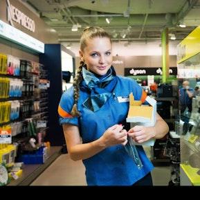 Detailhandelsfachmann/frau Consumer Electronics EFZ
