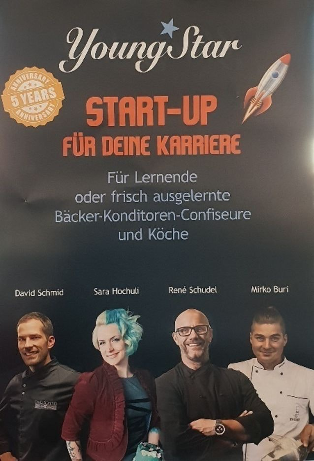 YoungStar Event 2018 BSA Aarau