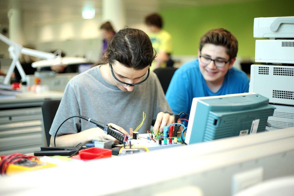 Berufe bei Siemens
