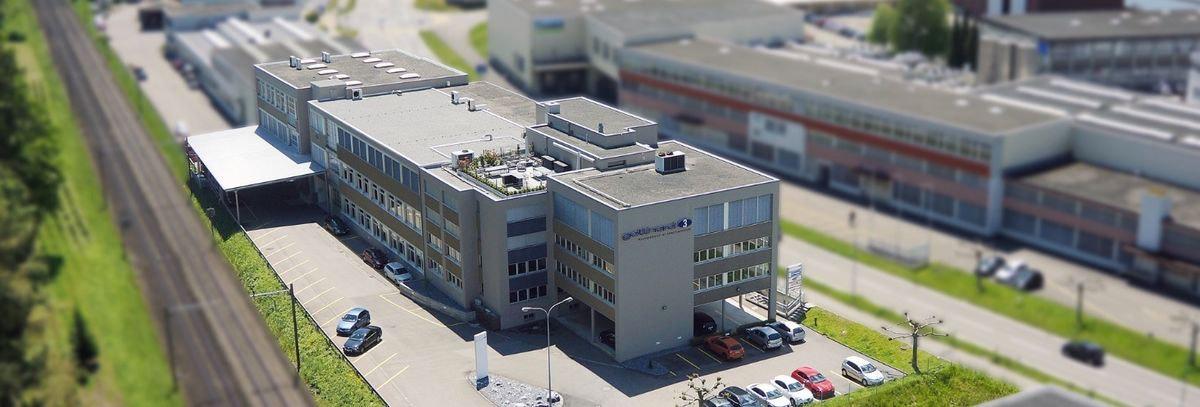Unser Hauptsitz in Muri AG!