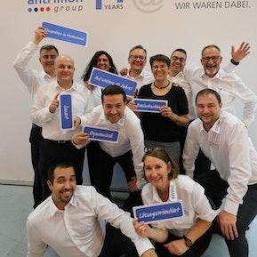 Die Antrimon an der SINDEX - Die Schweizer Messe für Technologie 2018!