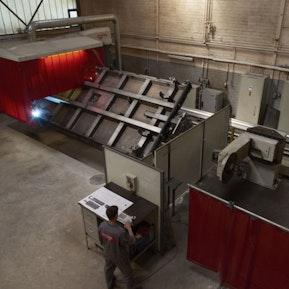 Produktion MOSER AG