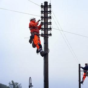 Netzelektriker/in EFZ, Fachrichtung Telekommunikation