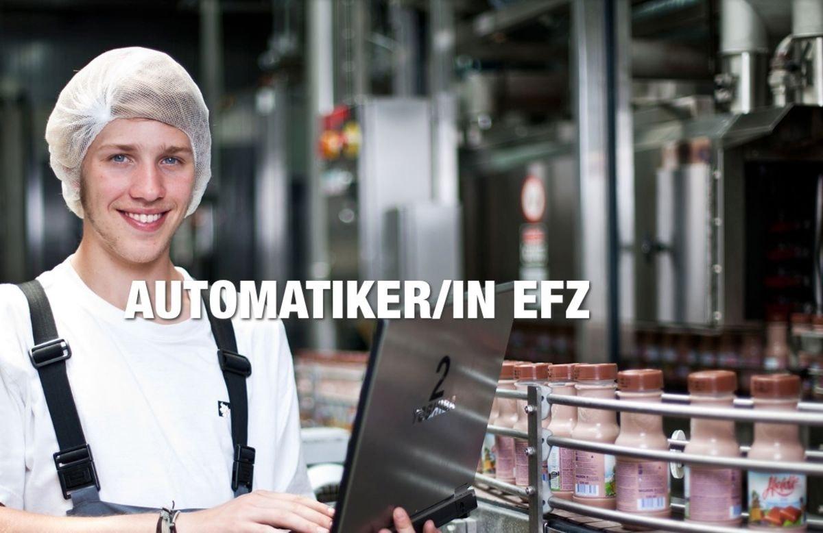 Automatiker/in EFZ
