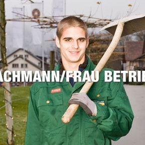 Fachmann/-frau Betriebsunterhalt EFZ