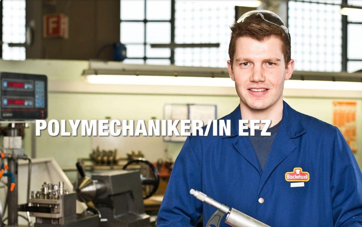 Polymechaniker/in EFZ