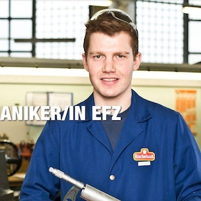 Polymechaniker/in EFZ