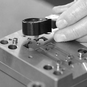 Werkzeugbau für Stanztechnik