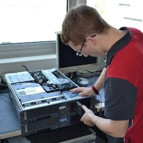Informatiker/in EFZ Systemtechnik