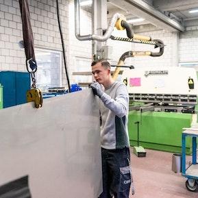 Anlagen- und Apparatebauer/in EFZ