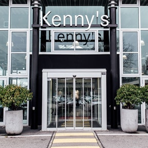 Kenny's Showroom Standort Wettingen