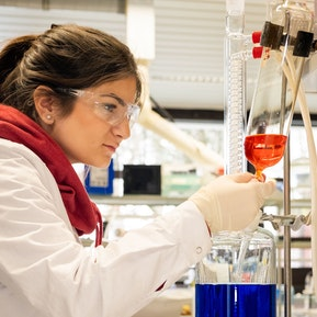 Lehre als Laborant/-in EFZ Chemie