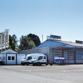 Unser Standort Müllheim