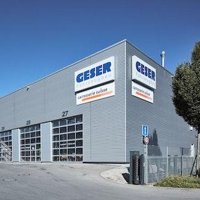 GESER Fahrzeugbau in Rothenburg