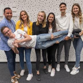 Lehrabschluss 2019 - Erfolgreiche Lernende Standort Adliswil