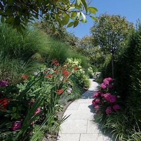 Einblicke in die Gartenbauabteilung