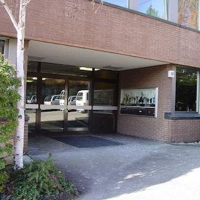 Eingang (Foto: SUISA)