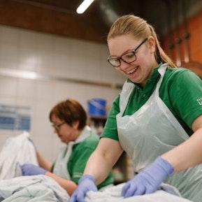 Fachmann/-frau Textilpflege EFZ