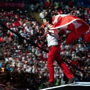 Loris Glauser gewinnt an der WorldSkills die Bronzemedaille