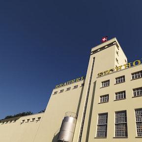 Unsere Brauerei Standorte mit Luzern und Chur