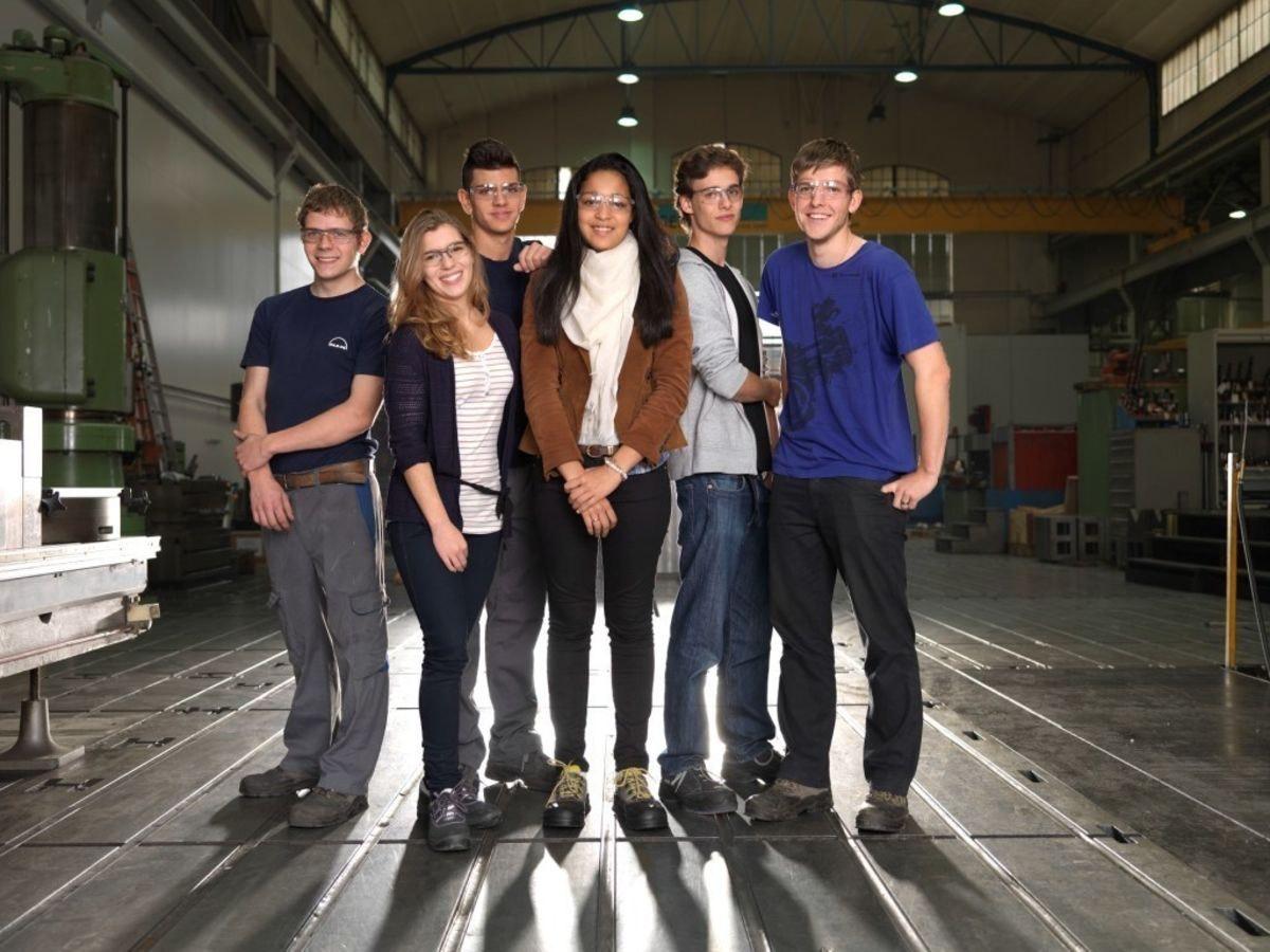 Ausbildung bei MAN Diesel & Turbo Schweiz AG