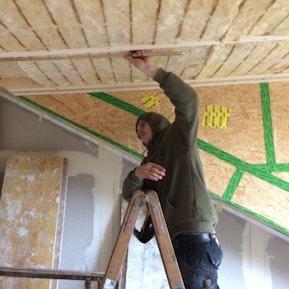 Einblicke in den Beruf des Zimmermanns / der Zimmerin!