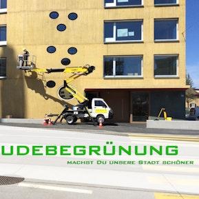 Gebäudebegrünung