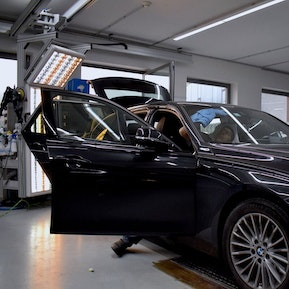 Unsere Carrosserie in Adliswil